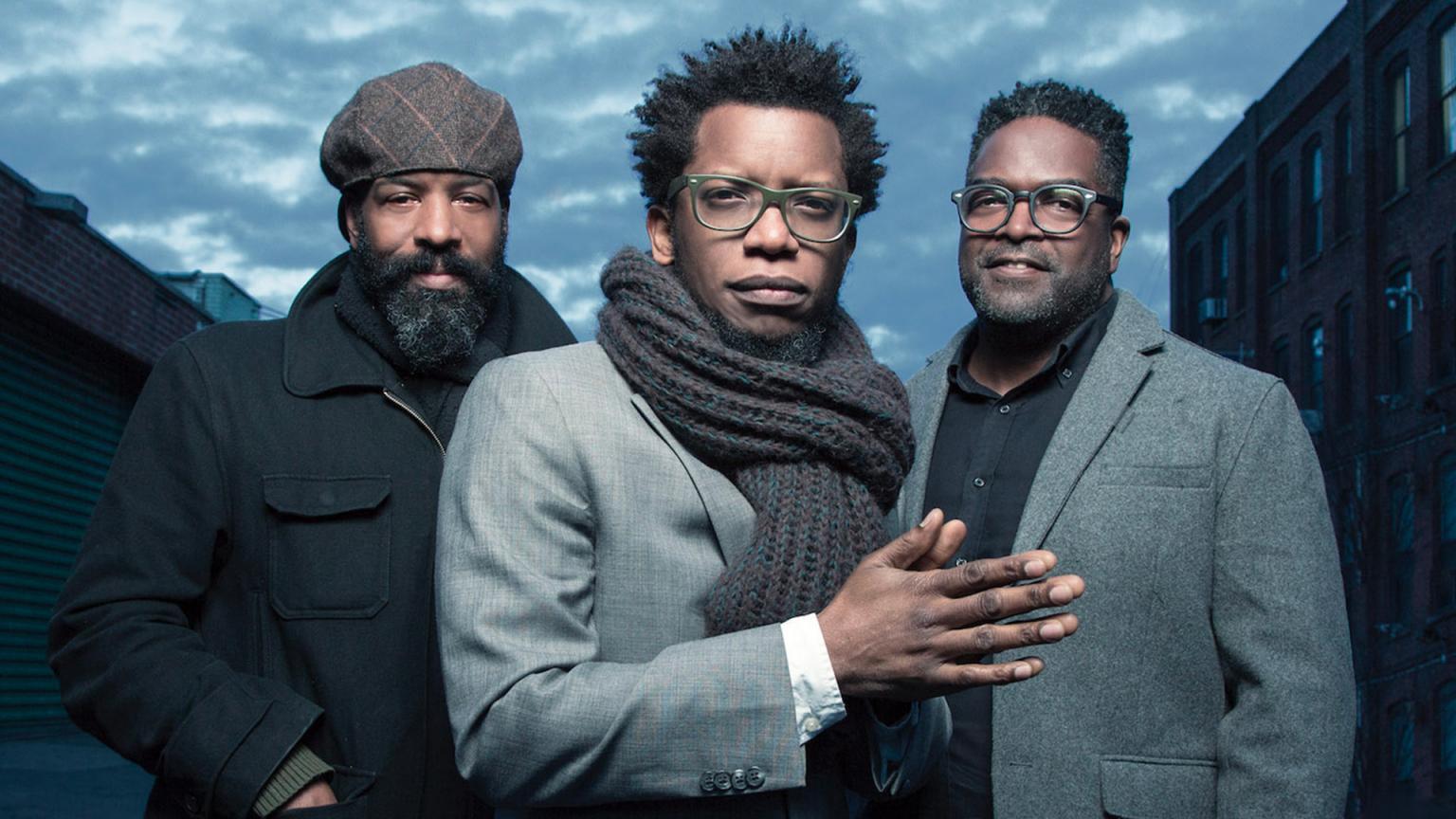 Aruán Ortiz Trio