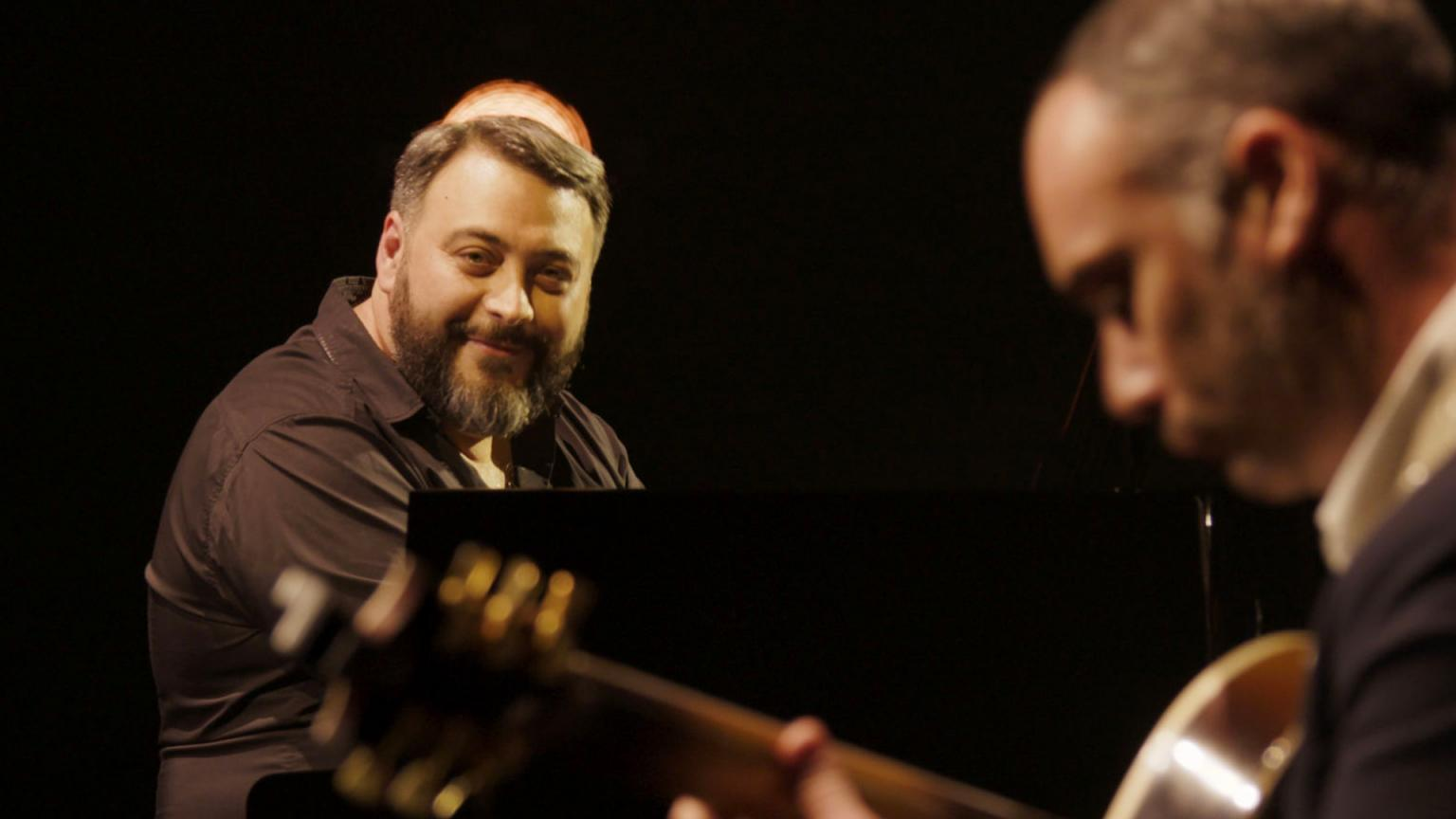 Eric Legnini Trio