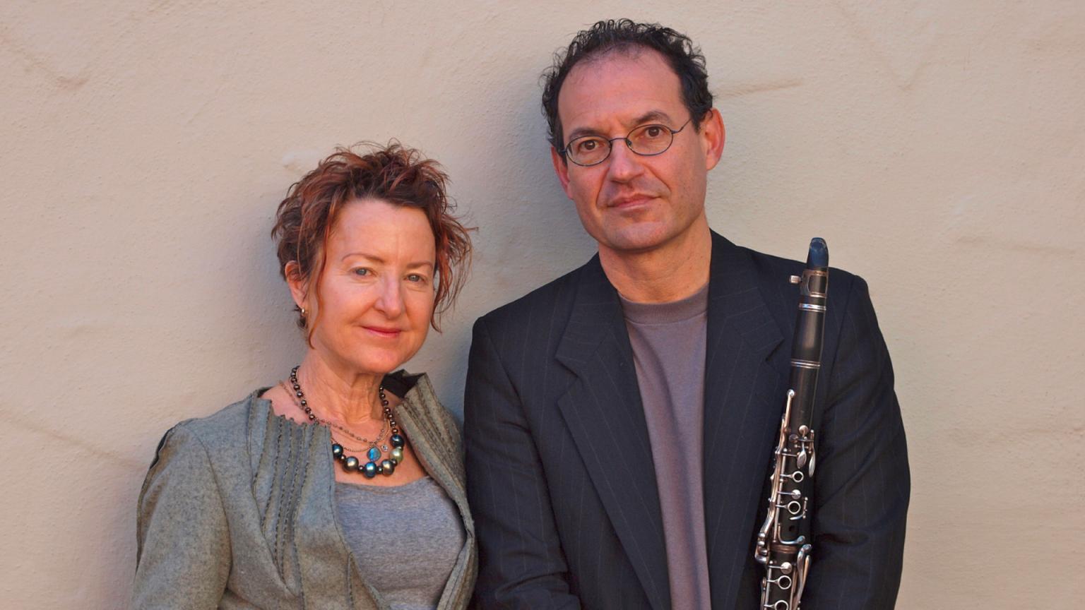 Myra Melford & Ben Goldberg
