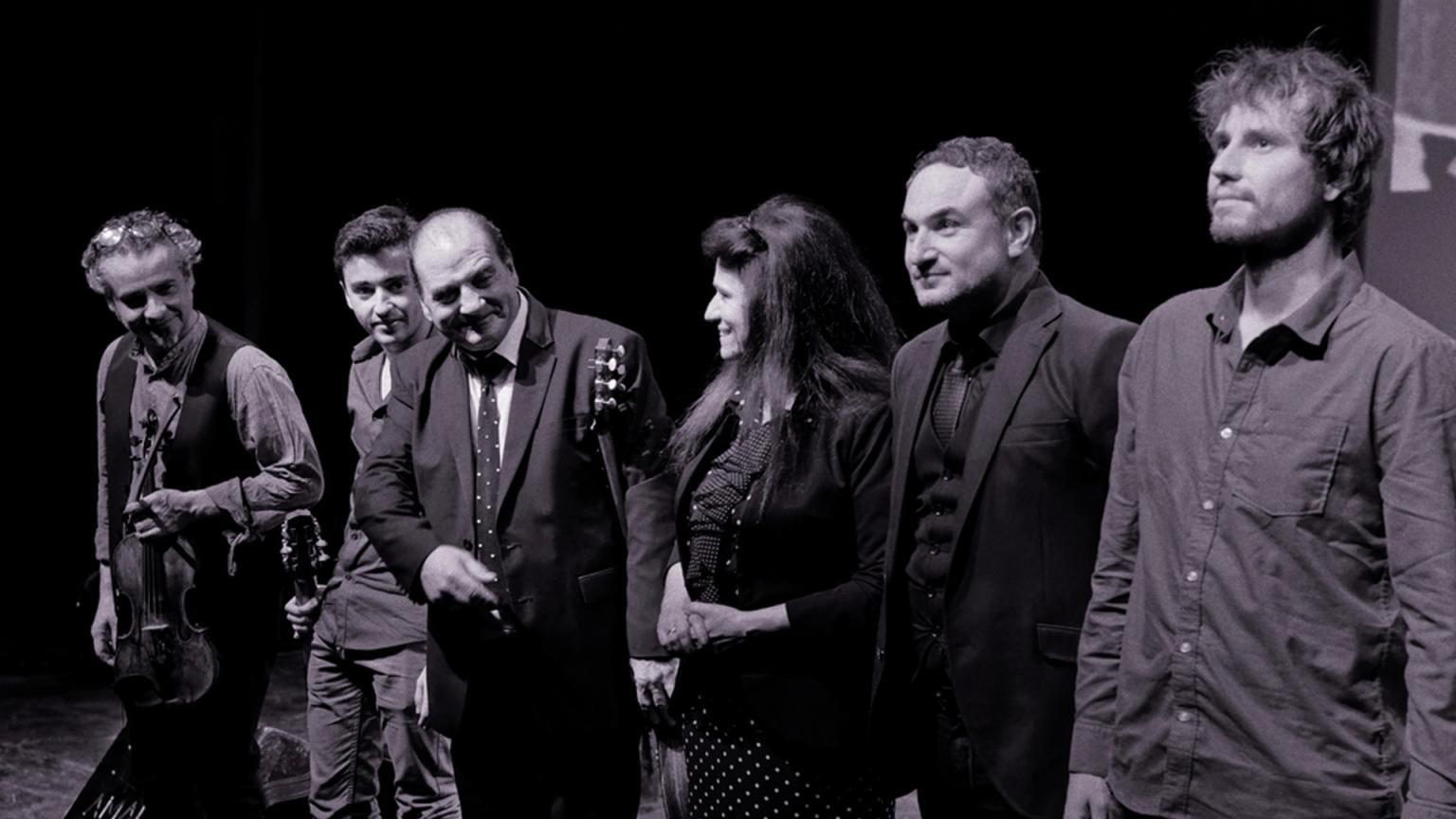 Tchavolo Schmitt Quartet