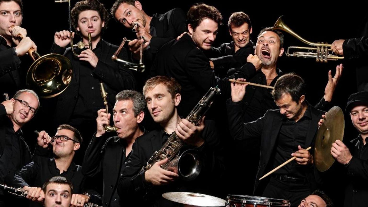 The Amazing Keystone Big Band