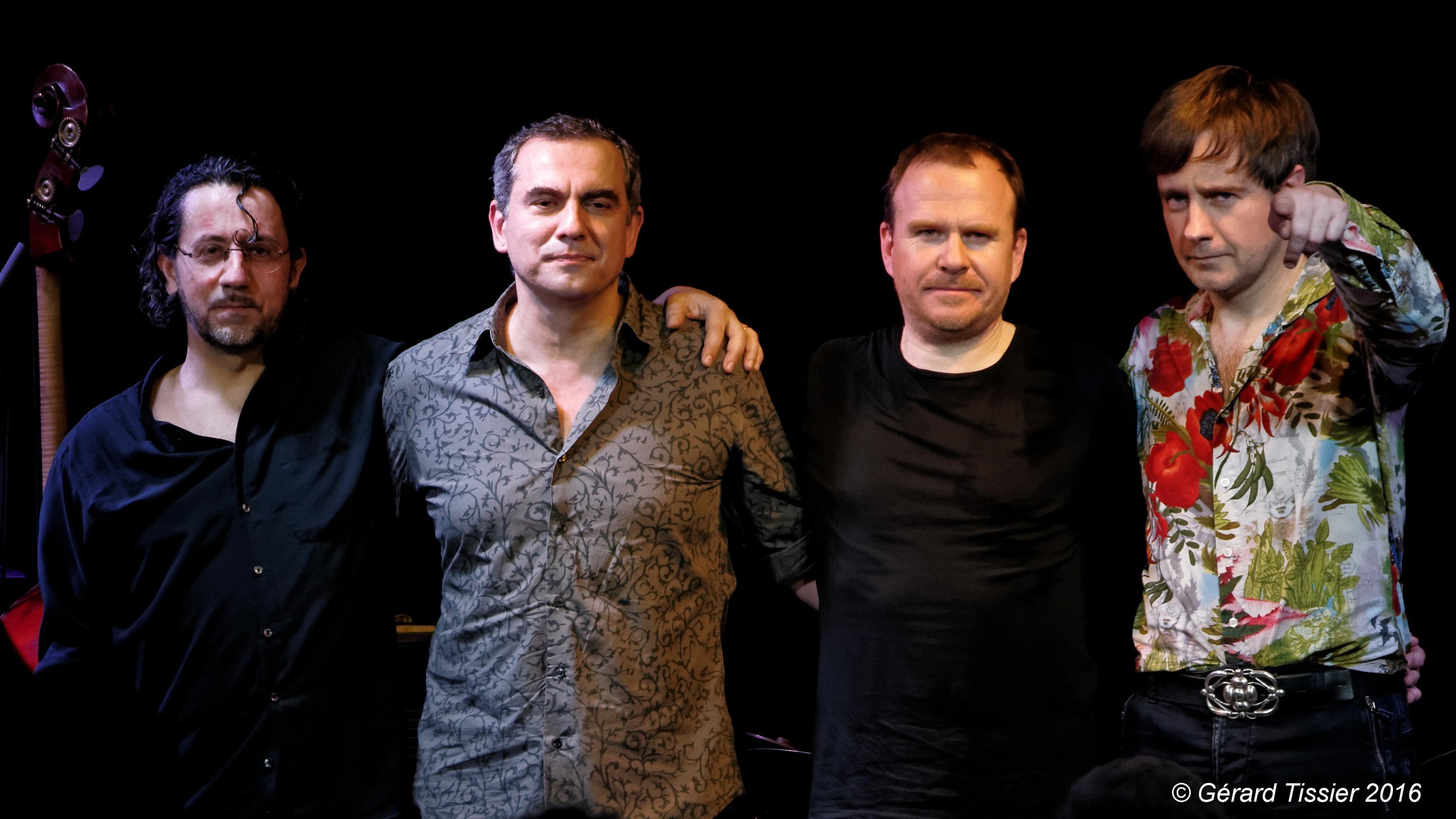 Bruno Angelini Quartet
